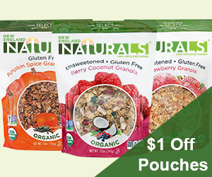 New England Natural Bakers coupon