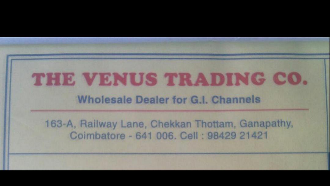venus trading)