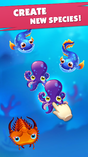 Game of Evolution: Click & Merge  captures d'écran 2
