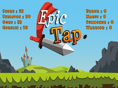 Epic Tap- screenshot thumbnail