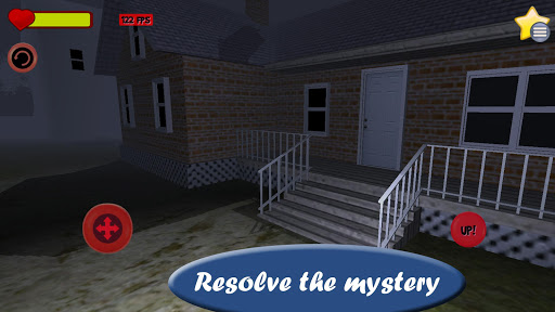Mystery of missing neighbor, escape puzzle game 0.1.5 screenshots 1