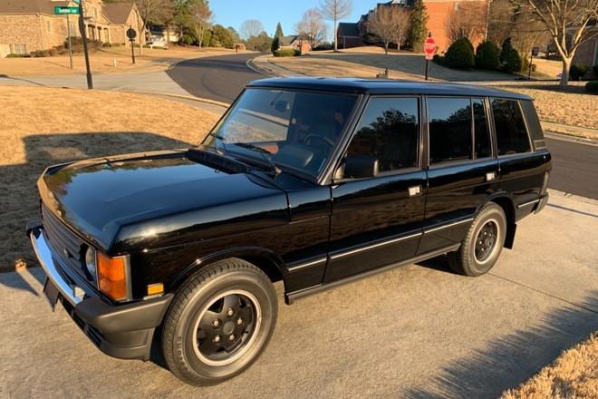 1993 Range Rover Classic County LWB Hire GA 30215