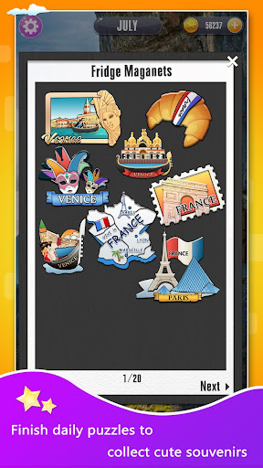 Word Town: Search, find & crush in crossword games  captures d'u00e9cran 3