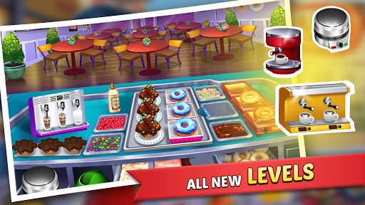 Kitchen Craze: Cooking Games for Free & Food Games - screenshot