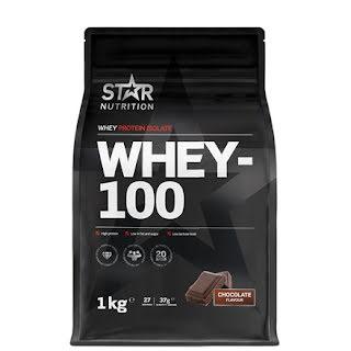 Star Nutrition Whey-100