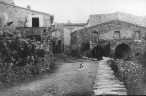 Photo: Village of Cantallops (Alt Empordà)
