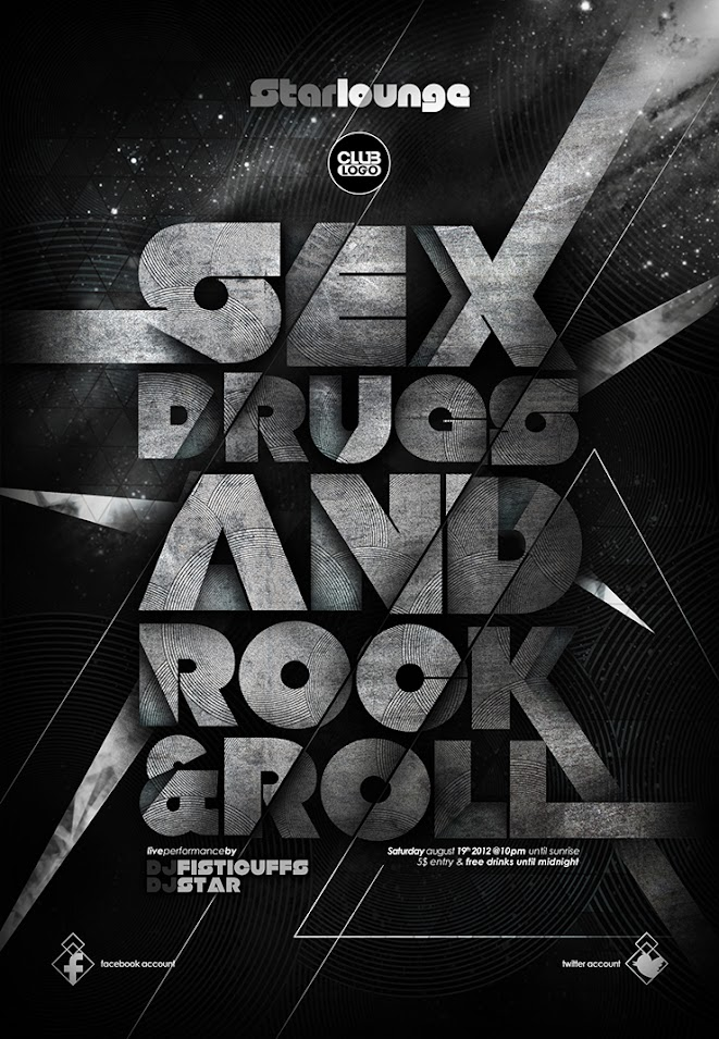 Sex Drugs and Rock & Roll
