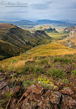 """Photo: """"The Valley"""" Maluti Mountains Golden Gate Highlands National Park, South Africa  It's Monday...time to descend into the valley of this week and conquor it step-by-step. Have a good one, folks!!  Remember that tomorrow is African Tuesday and we'll again be having an open theme! Anything goes as long as it's taken in Africa. Tag your photos #AfricanTuesday and include the curators myself, +Grobler du Preezand +Dick Whitlock.  www.morkelerasmus.com  This photo is Copyrighted © Morkel Erasmus Photography.  You may share this image as presented here under the Cr+eative Commons Attribution-NonCommercial-NoDerivs 3.0 licence (CC BY-NC-ND 3.0) http://creativecommons.org/licenses/by-nc-nd/3.0/  Submission for: 1. #mountainmonday (+Mountain Monday) by +Michael Russell 2. #leadinglinesmonday (+Leading Lines Monday) by +Pam Chalkley-Boling+Michael Stuart+Elle Rogers+David Murphy 3. #moodymonday (+Moody Monday) by +Carole Buckwalter+Dane Clingan 4. #naturemonday (+NatureMonday) by +Kate Church+Rolf Hicker 5, #landscapephotography (+Landscape Photography) by +Margaret Tompkins+paul t beard+David Heath Williams+Carra Rileyet al 6. #hqsppromotion (+HQSPPromotion) by +Rinus Bakker+Marina Versaci+Syuzanna Avetisyan 7. #plusphotoextract  & #potd #photooftheday   #mountains  #valley  #SouthAfrica +Discover Africa+Africa Geographic+Getaway Magazine+Planet Photography+Google+ Photography"""