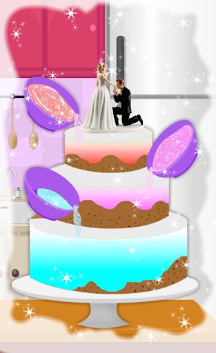 Cooking Tasty Wedding Cake 4.1 screenshots 4
