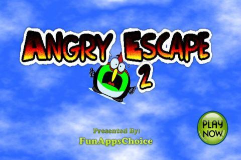 Angry Escape Birds 2