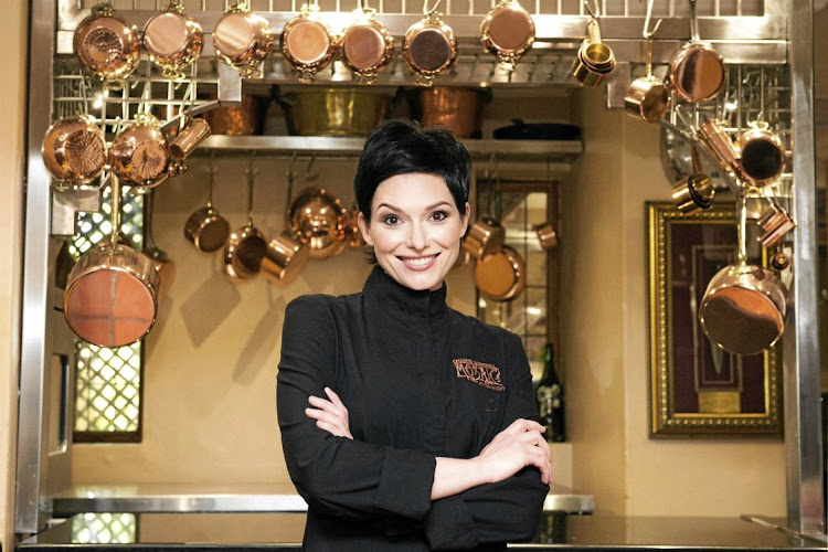 Chantel Dartnall beat out celebrity chefs like Heston Blumenthal and Peter Gilmore in the 2018 ranking of the world's top 300 chefs.