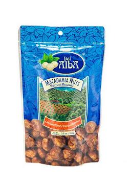 Pasabocas Del Alba   Macadamia Nuts Caramelizada Ajonjolí Paquete X100G.