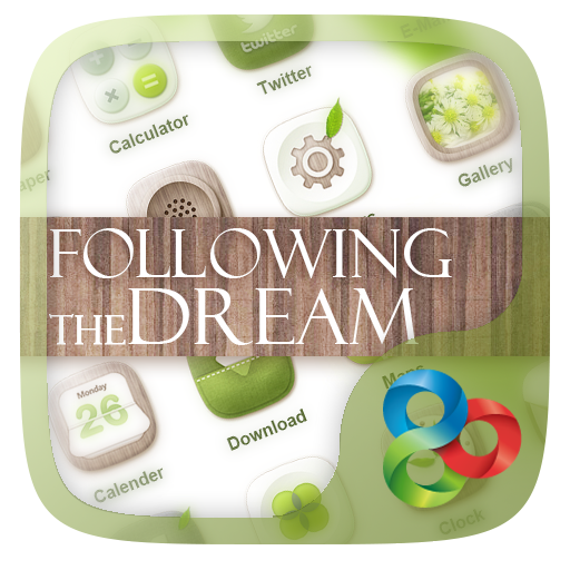 FollowThe DreamGOLauncherTheme