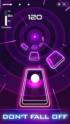 Magic Twist: Twister Music Ball Game 1.3.8 screenshots 1