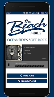 88.5 The Beach- screenshot thumbnail