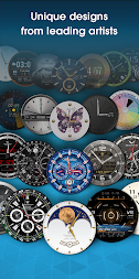 Facer Watch Faces APK screenshot thumbnail 3