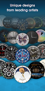 Facer Watch Faces- screenshot thumbnail