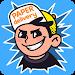 Paper Delivery Bike icon