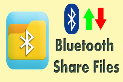 Bluetooth Share Files