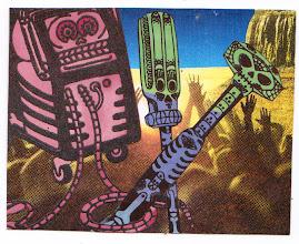Photo: Wenchkin's Mail Art 366 - Day 191 - Card 191a