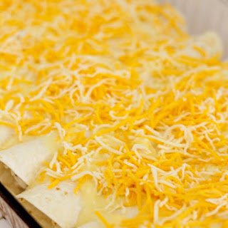 White Chicken Enchiladas With Cream Of Chicken Soup Recipes