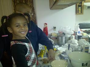 Photo: if Kaleya doesn't look like Kamau!!!