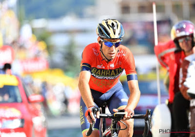 Opération réussie et objectif... Vuelta pour Vincenzo Nibali