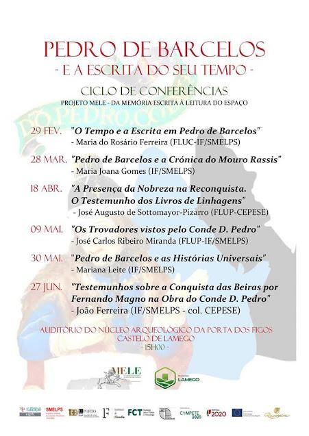 Lamego inicia ciclo de conferências dedicado a Dom Pedro Afonso