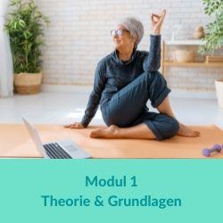 Hormonyogaausbildung - Modul 1