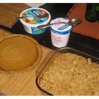 Crisp Apple Pie
