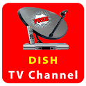 Free DISH Online Live TV Channel HD icon