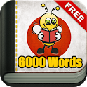 Learn Japanese - 6000 Words - FunEasyLearn icon