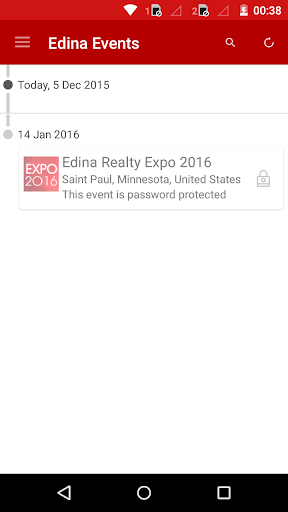 Edina Realty Events