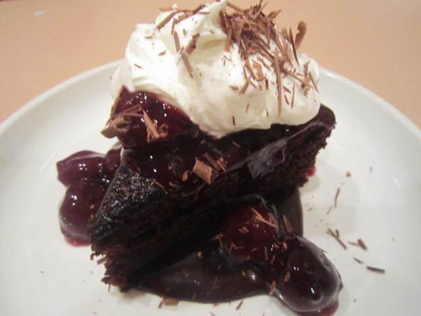 Black Forest Cake - My Way Recipe