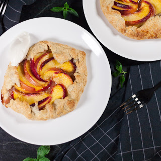 Peach Galette Recipe