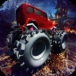 4x4 Halloween Truck 3D 1.0 Apk
