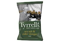 Angebot für Tyrrells Chips im Supermarkt Müller