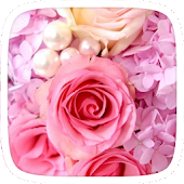 Pink Roses Pearl Theme
