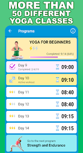 Hatha yoga for beginners-Daily home poses & videos App Download For Android 4