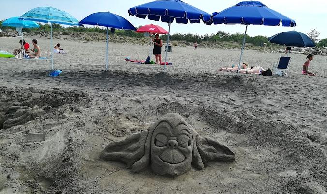 Scultura di sabbia di FransuaR