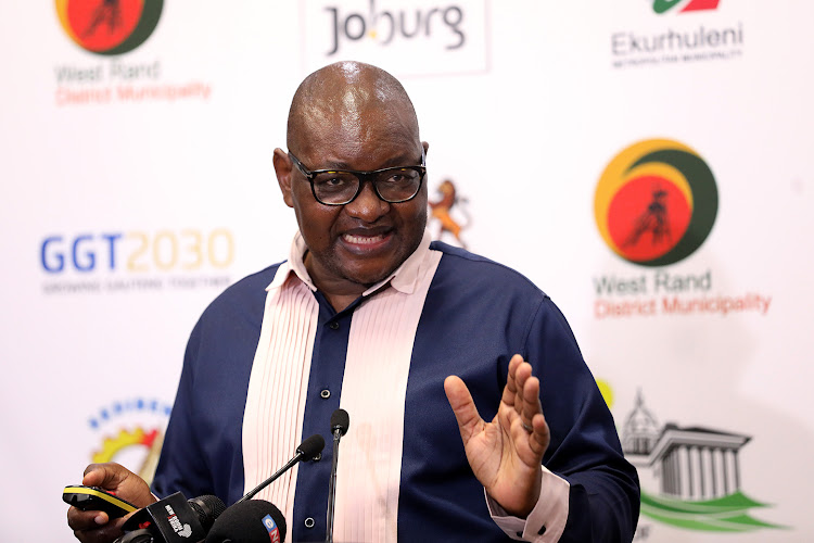 Premier David Makhura has distanced himself from PPE corruption in Gauteng.