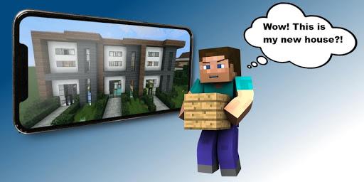 Modern Houses for Minecraft  u2605 1.6.0 screenshots 4