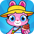 Main Street Pets Village - Meet Friends in Town APK