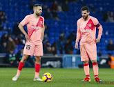 Barça-ploegmaat Alba verdedigt Messi na vijfde plaats in Ballon d'Or-verkiezing