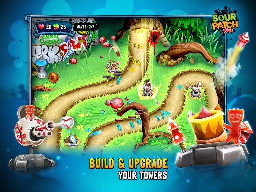 免費下載策略APP|Sour Patch Kids: Candy Defense app開箱文|APP開箱王