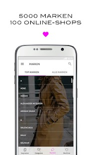 MYBESTBRANDS - Fashion, Mode & Sales Shopping App- screenshot thumbnail