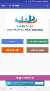 Easy Visa - náhled