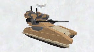 "Armored Mobile Tank ""C""Custom"