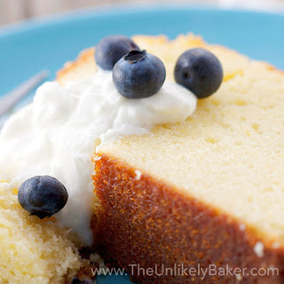 Classic Buttermilk Pound Cake