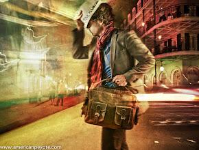 Photo: Scaramanga Flight Bag